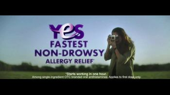 Allegra 24HR TV Spot, \'Say Yes\'