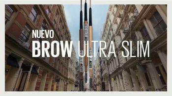 Maybelline New York Brow Ultra Slim TV Spot, 'Cejas definidas con precisión' con Adriana Lima [Spanish] - Thumbnail 10
