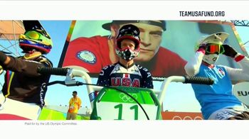 Team USA Fund TV Spot, 'Every Donation Matters'