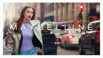 Maybelline New York SuperStay Ink Crayon TV Spot, 'Punta de precisión' [Spanish] - 346 commercial airings