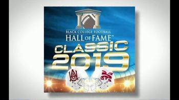 Pro Football Hall of Fame TV Spot, '2019 Black College Football Hall of Fame Classic' - Thumbnail 4
