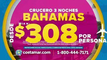 Costamar Travel TV Spot, 'Ven y descubre lo mejor del mundo' [Spanish] - Thumbnail 3