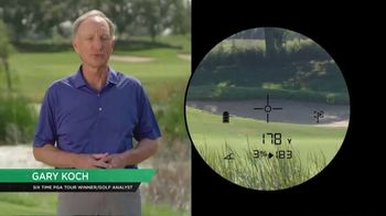 Revolution Golf Tasco T2G Slope TV Spot, 'Laser Rangefinder' Featuring Gary Koch