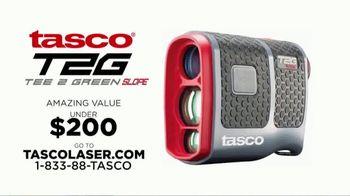 Revolution Golf Tasco T2G Slope TV Spot, 'Laser Rangefinder' Featuring Gary Koch - Thumbnail 6