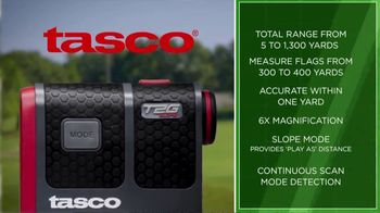 Revolution Golf Tasco T2G Slope TV Spot, 'Laser Rangefinder' Featuring Gary Koch - Thumbnail 2