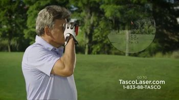 Revolution Golf Tasco T2G Slope TV Spot, 'Laser Rangefinder' Featuring Gary Koch - Thumbnail 3