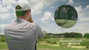 Revolution Golf Tasco T2G Slope TV Spot, 'Laser Rangefinder' Featuring Gary Koch - Thumbnail 4