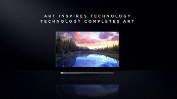 LG Signature TV Spot, 'Art Inspires Technology: Television' - Thumbnail 8