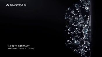 LG Signature TV Spot, 'Art Inspires Technology: Television' - Thumbnail 5