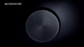 LG Signature TV Spot, 'Art Inspires Technology: Television' - Thumbnail 7