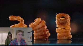 Jack in the Box Sauced & Loaded Fries TV Spot, 'Food Watch' Song by Nick Kingsley - Thumbnail 2