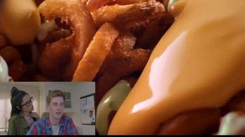 Jack in the Box Sauced & Loaded Fries TV Spot, 'Food Watch' Song by Nick Kingsley - Thumbnail 6