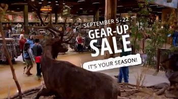 Cabela's and Bass Pro Shops Gear-Up Sale TV Spot, 'Big Savings on the Hunting Equipment You Need' - Thumbnail 3