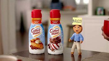 Coffee-Mate TV Spot, 'Juego de sabores' [Spanish]