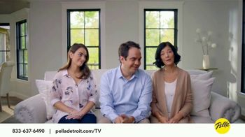 Pella Detroit TV Spot, 'Hosting a Wedding'