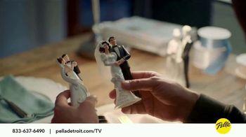 Pella Detroit TV Spot, 'Hosting a Wedding' - Thumbnail 4
