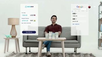 InstaReM TV Spot, 'Save On Every Money Transfer' - Thumbnail 4