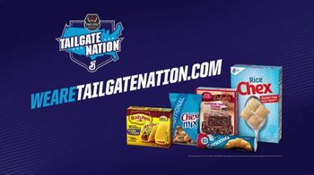 General Mills TV Spot, 'Tailgate Nation: Pigs in a Blanket' - Thumbnail 10