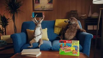 Lunchables With 100% Juice TV Spot, 'Win a Nintendo Switch' - 2357 commercial airings