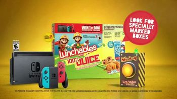 Lunchables With 100% Juice TV Spot, 'Win a Nintendo Switch' - Thumbnail 7