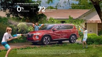 Hyundai Epic Summer Clearance TV Spot, 'Water Fight' [T2] - 3101 commercial airings