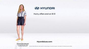Hyundai Epic Summer Clearance TV Spot, 'Water Fight' [T2] - Thumbnail 5