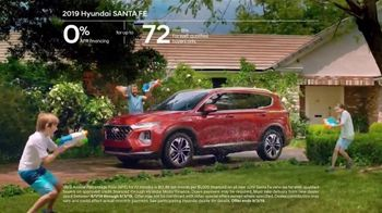 Hyundai Epic Summer Clearance TV Spot, 'Water Fight' [T2] - Thumbnail 2