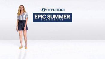 Hyundai Epic Summer Clearance TV Spot, 'Water Fight' [T2] - Thumbnail 4