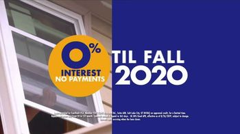 1-800-HANSONS End of Summer Window Sale TV Spot, 'Up to 50 Percent Off' - Thumbnail 4