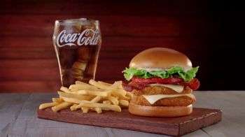 Jack in the Box Really Big Chicken Sandwich Combo TV Spot, 'An Amazing Deal' - Thumbnail 2