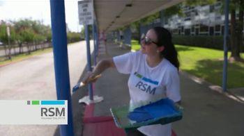 RSM TV Spot, '2019 Volunteer Day' - Thumbnail 6