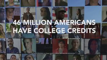 Maryville University TV Spot, 'America's Most Vital Resource'