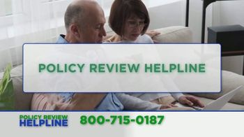 Policy Review Helpline TV Spot, 'Additional Benefits' - Thumbnail 4
