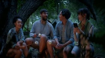 Cricket Wireless TV Spot, 'Camping Coverage' - Thumbnail 1