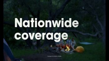 Cricket Wireless TV Spot, 'Camping Coverage' - Thumbnail 6