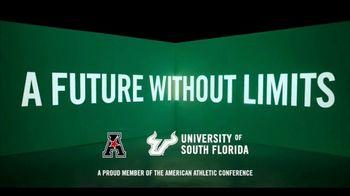 University of South Florida TV Spot, 'A Future Without Limits' - Thumbnail 9
