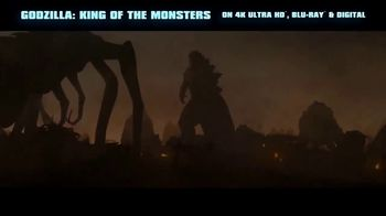 Godzilla: King of the Monsters Home Entertainment TV Spot