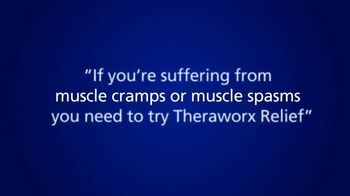 Theraworx Relief TV Spot, 'Cramps and Spasms' - Thumbnail 1