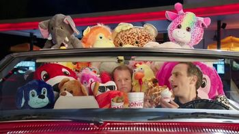 Sonic Drive-In Fair Faves TV Spot, 'You're Safe' - 4507 commercial airings