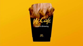 McDonald's McCafé Coffee TV Spot, 'Keep the Good Going' Song by Nappy Roots - Thumbnail 7