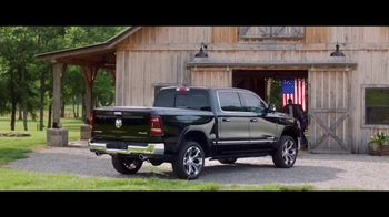 Ram Trucks Labor Day Sales Event TV Spot, 'Win Over Fans' Song by Eric Church [T2] - Thumbnail 1