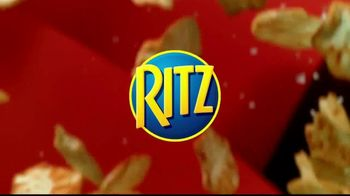 Ritz Crackers Crisp & Thins TV Spot, 'Like a Chip' - Thumbnail 1