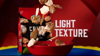 Ritz Crackers Crisp & Thins TV Spot, 'Like a Chip' - Thumbnail 4