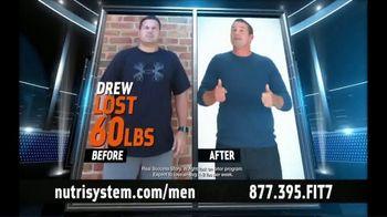 Nutrisystem for Men TV Spot, 'Get Back in the Game' - Thumbnail 7