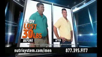 Nutrisystem for Men TV Spot, 'Get Back in the Game' - Thumbnail 8