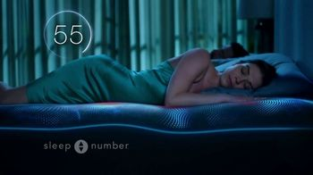 Sleep Number Biggest Sale of the Year TV Spot, 'Queen 360: $899' - Thumbnail 5