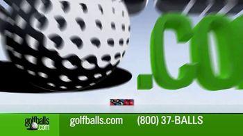 Golfballs.com TV Spot, 'Price Drop on Bridgestone TOUR B Golf Balls' - Thumbnail 1
