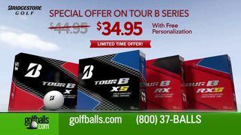 Golfballs.com TV Spot, 'Price Drop on Bridgestone TOUR B Golf Balls' - Thumbnail 4