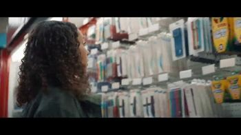 Staples TV Spot, 'Back to School: Notebooks, Composition Notebooks and Poly Folders' - Thumbnail 3