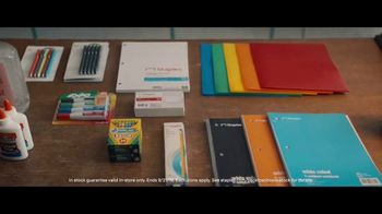 Staples TV Spot, 'Back to School: Notebooks, Composition Notebooks and Poly Folders' - Thumbnail 6